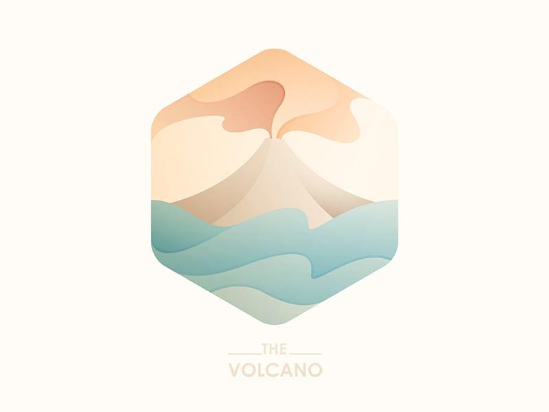 The Volcano Image | Renovia