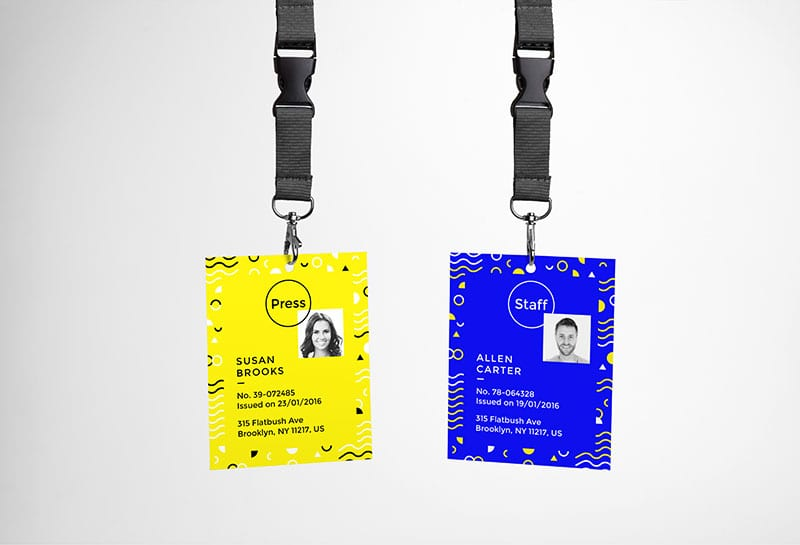 Staff Lanyards | Renovia