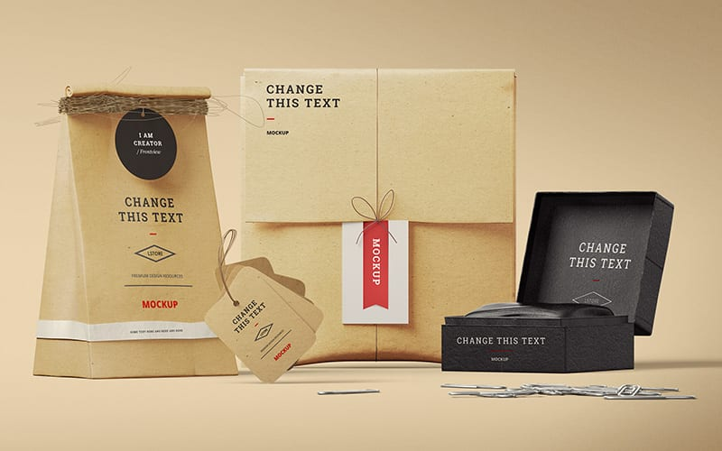 Packaging Mockups | Renovia