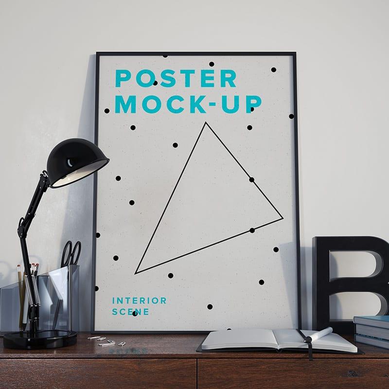Poster Mockup | Renovia