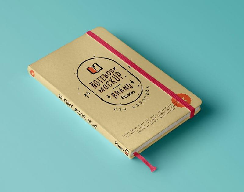 Notebook Mockup | Renovia