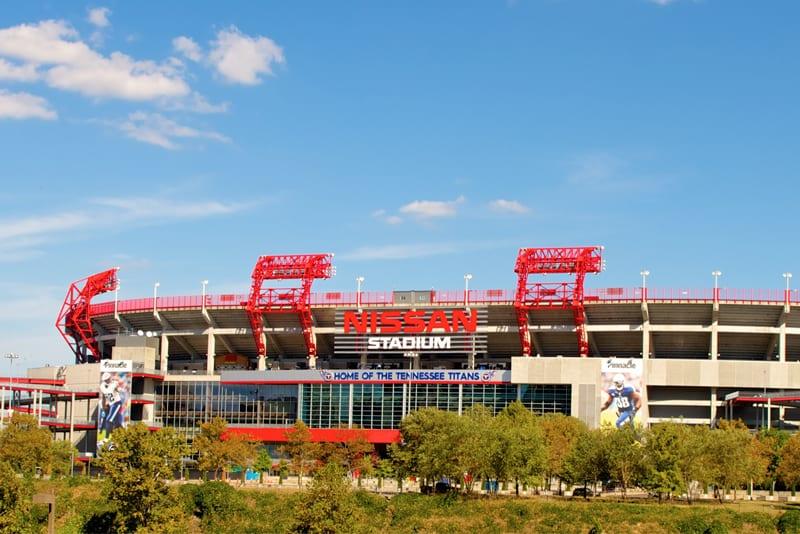 Nissan Stadium | Renovia